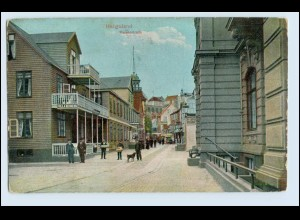 W0Z60/ Helgoland Kaiserstr. AK ca.1910