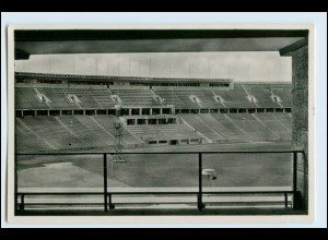 W1F75/ Olympiade Olympia-Stadion Berlin Foto AK