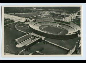 W1F69/ Olympiade Olympia-Stadion Foto AK