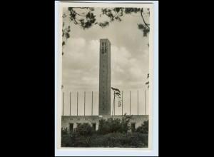 W1F72/ Olympiade Glockenturm Berlin Foto AK