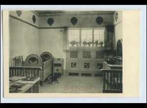 W1K88/ Basel Raumkunst Ausstellung 1909 Gewerbe-Museum AK