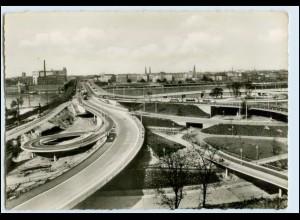 W1R26/ Mannheim Auffahrten zur Rheinbrücke AK