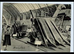 W8P65/ Bialystok U.S.S.R. Industrial Exhibition Ausstellung 1957 Rußland AK