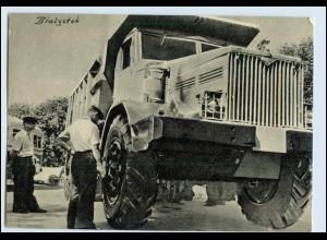 W8P62/ Bialystok U.S.S.R. Industrial Exhibition Ausstellung 1957 Rußland AK