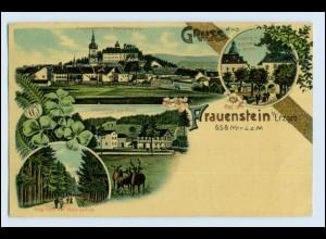 W2C07/ Frauenstein im Erzgeb. AK 1910