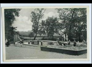 W2C10/ Bad Sassendorf Krs. Soest Kinderkuranstalt AK 1935
