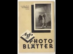 c322/ Agfa Photo Blätter Heft 5 1928