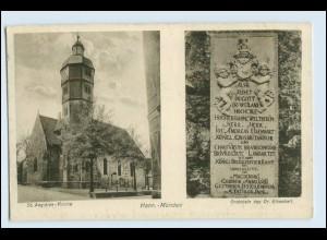 W2K35/ Hann. Münden Kirche AK ca.1920