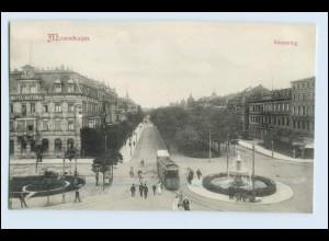 W2M36/ Mannheim Kaiserring AK