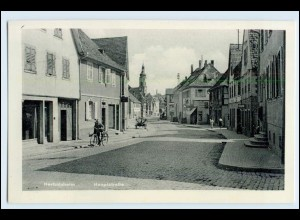 W5R47/ Herbolzheim Hauptstr. AK ca.1955