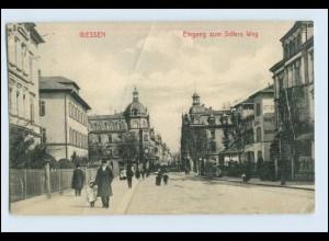 W2P06/ Gießen Selters Weg AK 1913