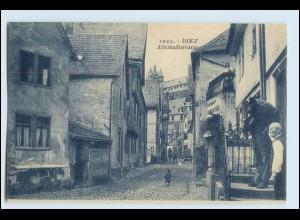 W2L93/ Diez Altestadtstr. AK ca.1922
