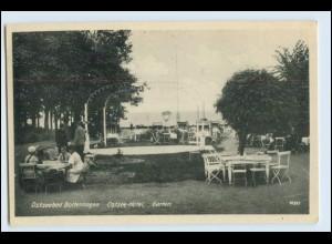 DP86/ Ostseebad Boltenhagen Ostsee-Hotel Garten AK ca.1940