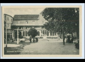 DP85/ Ostseebad Boltenhagen Ostsee-Hotel AK ca.1940