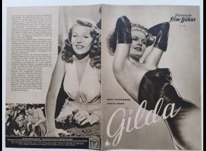 C4297/ IFB 550 Filmprogramm GILDA Rita Hayworth- Glenn Ford