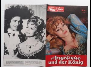C4301/ Filmprogramm IFK Nr. 95 Angelique und der König Michel Mecier