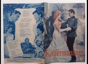 C4307/ Filmprogramm IFB 2423 Kaisermanöver Benno Smytt, Winnie Markus