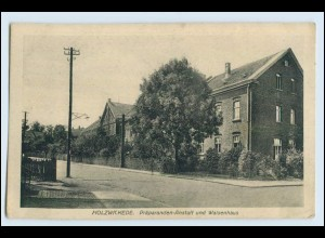 W3E54/ Holzwickede Präparanden-Anstalt u. Waisenhaus AK 1918