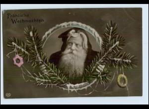 W3M68/ Weihnachtsmann schöne AK 1909