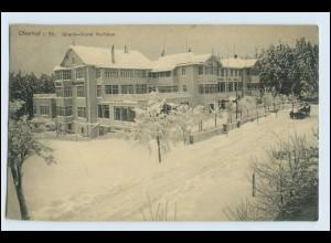 W4P07/ Oberhof Grand-Hotel Kurhaus 1915 AK