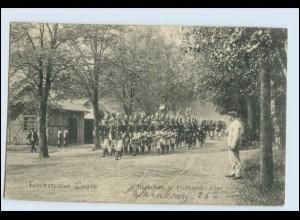 W3U50/ Lockstedter Lager Podbielski-Allee AK 1909