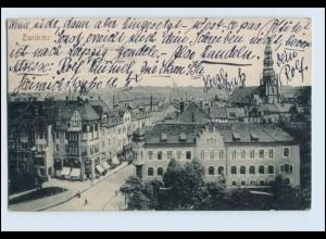 W4X89/ Zwickau AK 1920