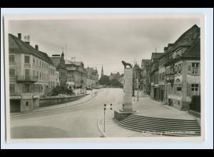 W5A01/ Offenburg Adolf-H-Str. Foto AK ca.1940