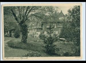 W5A04/ Bad Liebenzell Liebenzeller Mission AK 1937