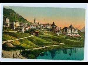 W5C32/ St. Moritz AK ca.1912