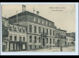 W5F72/ Chateau-Salins Lothringen AK Kreisdirektion 1917
