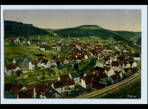W5E23/ Calw schöne AK ca.1912
