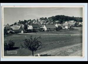W5E15/ Seppenhofen bei Löffingen Foto AK 1954