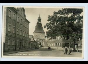 W5E46/ Weiden Oberpfalz Foto AK 1941