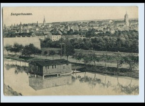 W5D45/ Sangerhausen AK 1918