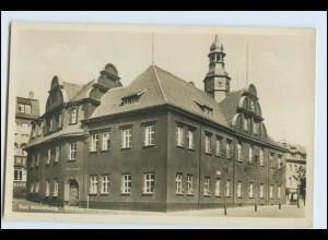 W5D31/ Ronneburg Rathaus Foto AK ca.1935
