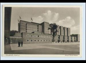 W5D65/ Magdeburg Theater-Austellung 1927 AK