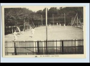 W5M36/ St. Aubin Les Tennis AK ca.1930