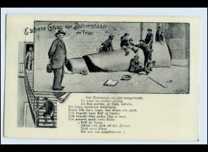 W5P89/ Duhmstaan en Trier Gruß vom Duhmstaan en Trier 1938 AK