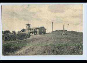 W5U02/ Skamlinsbanken Dänemark AK 1914