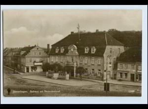 A2991-171./ Stavenhagen Rathaus Foto AK 1930