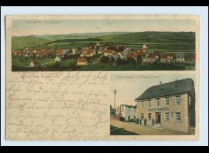W5W69/ Algenroth Heidenrod Gruß aus Algenroth 1913 AK