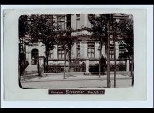 W5W56/ Bad Oeynhausen Pension Stroemer Foto AK