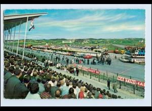 W6M24/ Zandvoort Circuit Autorennen Rennwagen AK ca.1965