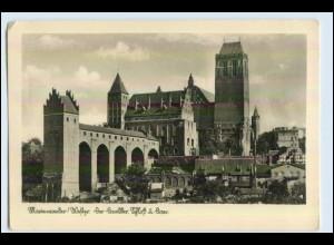 W6M13/ Marienwerder Westpreußen Foto AK ca.1935