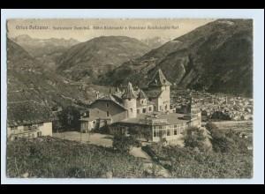 W6S73/ Gries Bolzano Bozen schöne AK ca.1920