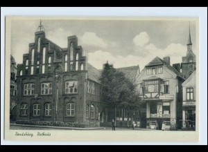 DP274/ Rendsburg Rathaus AK ca.1940