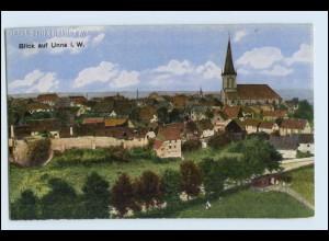 W6V76/ Unna i. W. schöne AK ca.1912 (b)