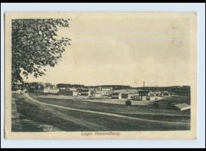 P2V95/ Lager Hammelburg AK Militär 1915