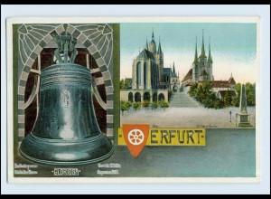 P2X97/ Erfurt Große Glocke des Domes AK