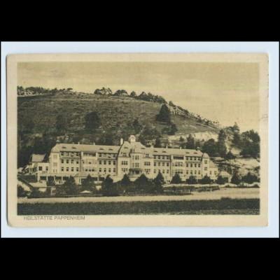P3A03/ Pappenheim Heilstätte 1925 AK